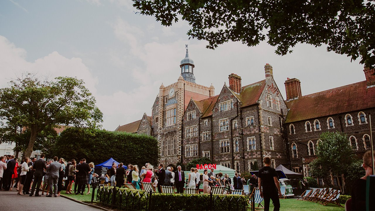 Weddings-at-Brighton-College-guests-on-the-quad.jpg