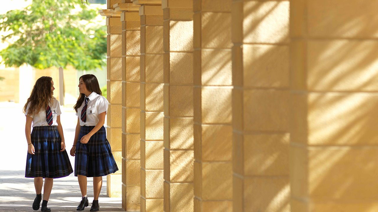Girls-under-arches-at-Brighton-College-Abu-Dhabi.jpg
