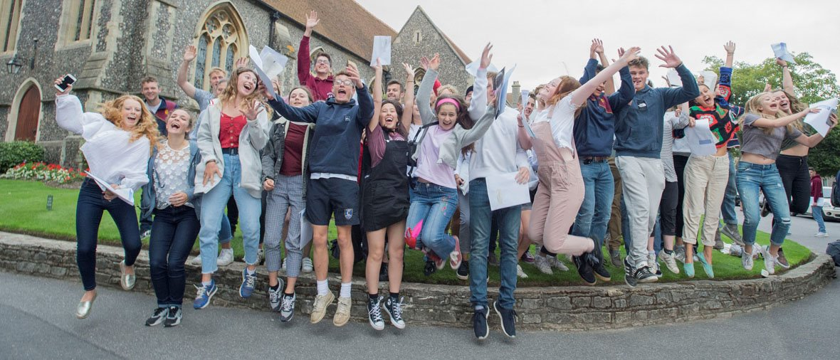 Academic Results | Brighton College | Independent School of