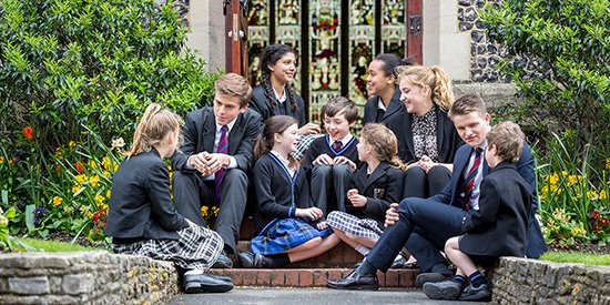 Admissions-Overview-Pupils-outside-Brighton-College-Chapel-Header landscape.jpg